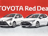 Toyota Red Aktion